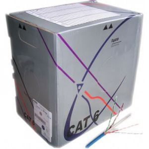 AMP Cable Cat.6 RJ45