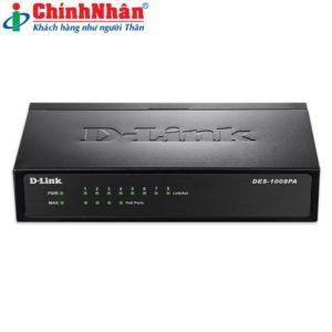Switch Dlink DES-1008PA