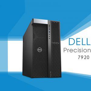 Dell Precision 7920 Tower XCTO Base 42PT79D004 S4110/16GB/2TB/RTX4000