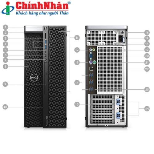 Dell Precision Tower 7820 4110